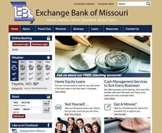 Exchange Bank MO