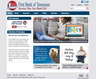 First Bank of TN